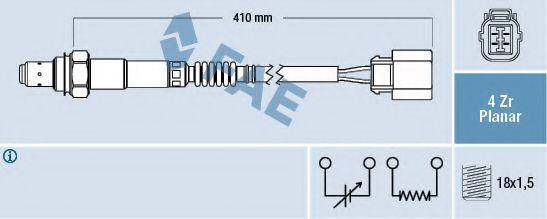 Лямбда-зонд  арт. 77322