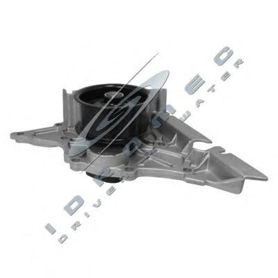 Водяна помпа VAG 80/A4/A6/A8/Passat 2.4/2.6/2.8 V6 95-  CAR 332211