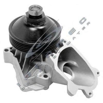Водяна помпа BMW (E38/E39/E46/X5)/Land Rover/Opel Omega 2.5D/Dti/3.0D 1998- CAR 332224
