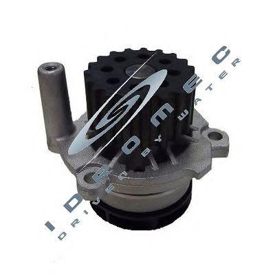 Водяна помпа (з ущільнюючим кільцем) VAG/Seat/Skoda 1.9TDI, 2.0TDI 09.95- CAR 332662