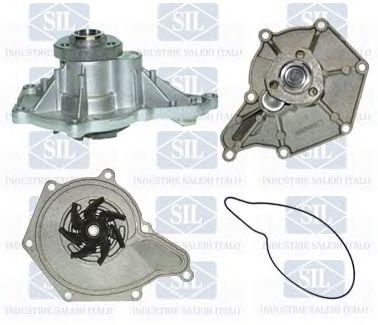 Водяной насос A4/A5/A6/A8/Q7/VW TOUAREG 2.4/2.7/3.0/3.2/4.2 TDI/FSI 03- SALERISIL PA1290