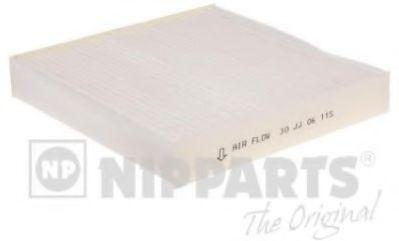 Фильтр, воздух во внутренном пространстве  арт. J1348004