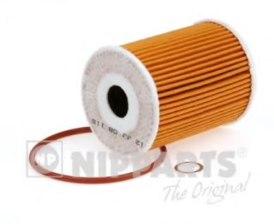 Фильтр масляный Chevrolet CAPTIVA; CRUZE; EPICA (пр-во Nipparts)                                      арт. J1310904