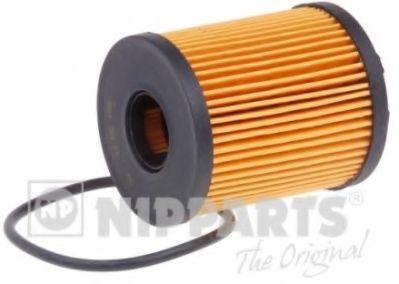 Фильтр масляный Fiat DOBLO, Opel ASTRA H 05-; COMBO (пр-во Nipparts)                                  арт. J1318013
