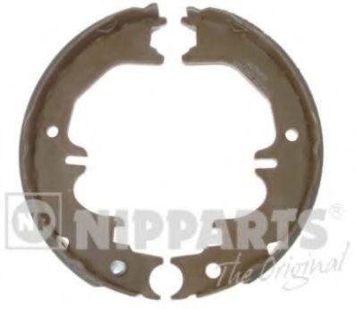 Тормозные колодки барабанные NIPPARTS N3502092