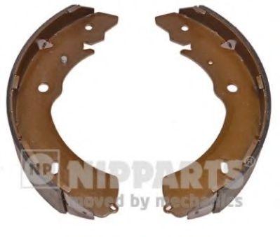 Колодки гальмівні задні / барабан / Mitsubishi L200 NIPPARTS N3505047