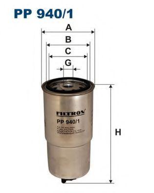 Топливный фильтр BOSCH арт. PP9401