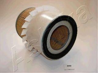 Фильтр воздушный TOYOTA LC 2.4D 84-96 (пр-во ASHIKA)                                                 UFI арт. 2002246