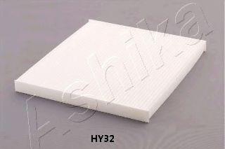 Фильтр, воздух во внутренном пространстве Hyundai SANTA FE 12-; KIA OPTIMA 12-  (пр-во ASHIKA)        арт. 21HYH32