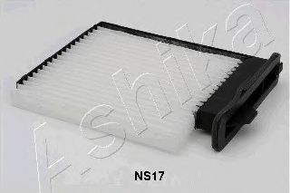 Фильтр салона NISSAN NV200 (пр-во ASHIKA)                                                            ASHIKA 21NSNS17