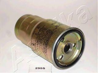 Фильтр топлива MAZDA 323F 2.0D/TD, 626 2.0D 04/98-; TOYOTA AVENSIS 2.0TD/D-4D 10/99- ASHIKA 3002295