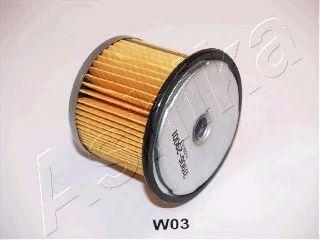 Топливный фильтр  арт. 30W0003