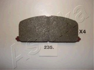 Колодка торм. TOYOTA CARINA (пр-во ASHIKA)                                                           ROADHOUSE арт. 5002235