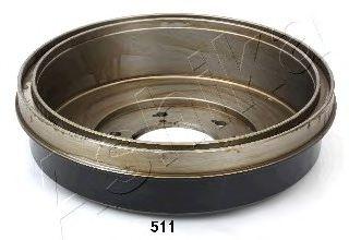 Барабан торм. (пр-во ASHIKA)                                                                         ASHIKA 5605511