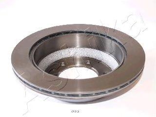 Тормозной диск  арт. 6100003