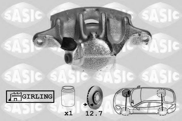 Тормозной суппорт  арт. SCA6007
