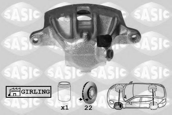 Тормозной суппорт  арт. SCA6008