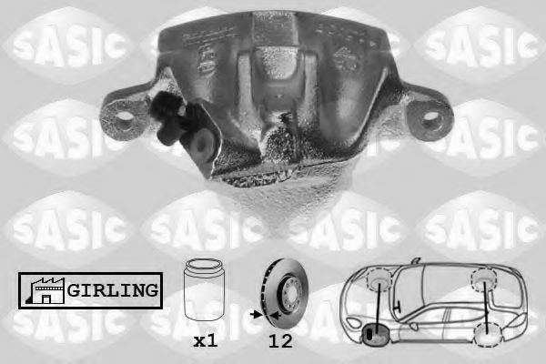 Тормозной суппорт  арт. SCA6038