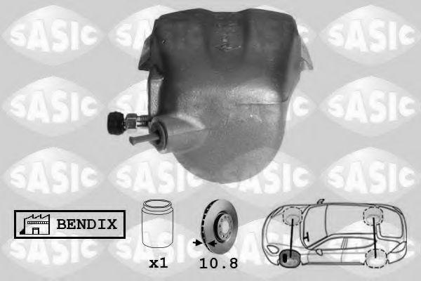Тормозной суппорт  арт. SCA6102