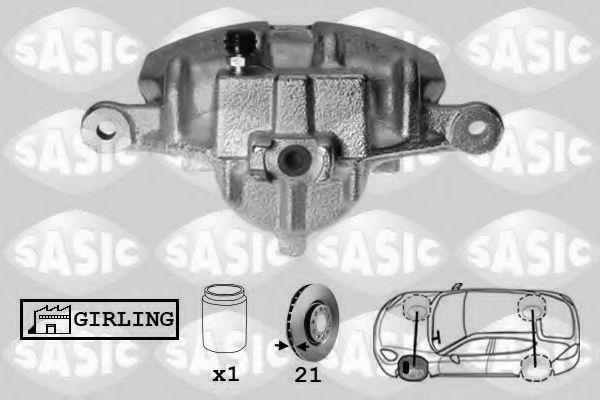 Тормозной суппорт  арт. SCA6128