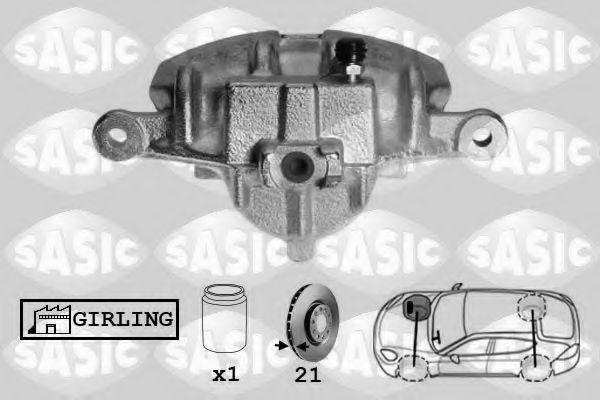 Тормозной суппорт  арт. SCA6129