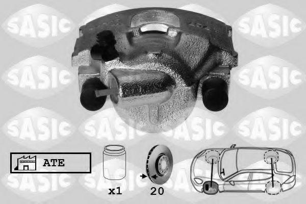Тормозной суппорт  арт. SCA6188