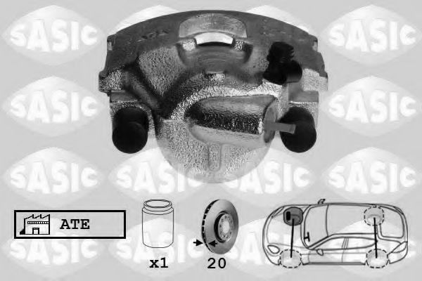 Тормозной суппорт  арт. SCA6189
