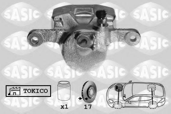 Тормозной суппорт  арт. SCA6207