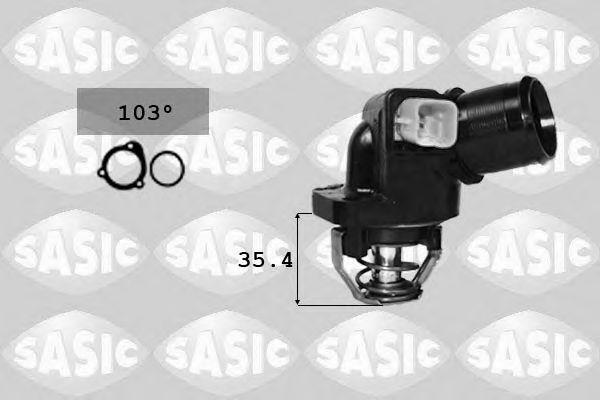 Термостат, охлаждающая жидкость SASIC 3300003