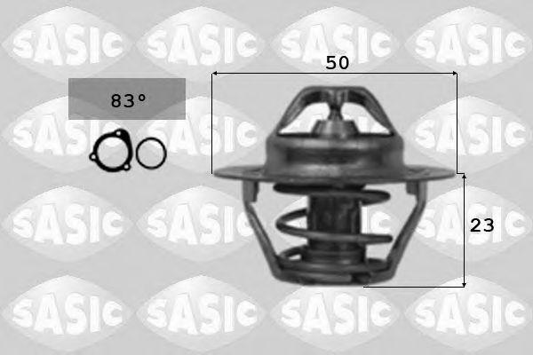 Термостат SASIC 3304002