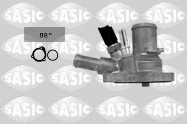 Термостат, охлаждающая жидкость SASIC 3306020
