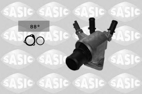 Термостат, охлаждающая жидкость SASIC 3306049
