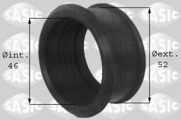 Патрубок вентиляции картера Кольцо уплотнительное турбины Citroen Berlingo 1.6HDI SASIC арт. 3330009