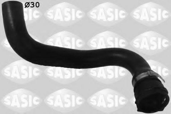 PRZEWOD CHLODNICY FIAT GRANDE PUNTO ALFA MITO 1,4TJET 07- GORNY  арт. 3406104