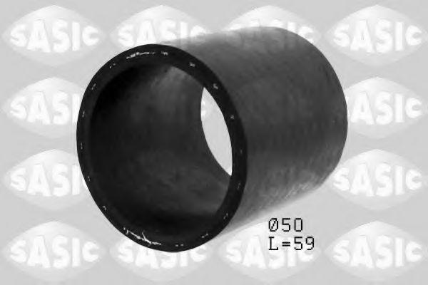 Патрубок вентиляции картера Трубка нагнетаемого воздуха SASIC арт. 3356021
