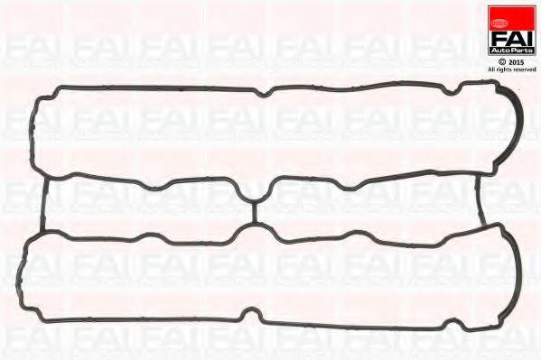 Прокладка крышки клапанов OPEL Astra, Vectra, Zafira 1.4, 1.6 16V,mot. X16XEL / 95-02 FAIAUTOPARTS RC875S
