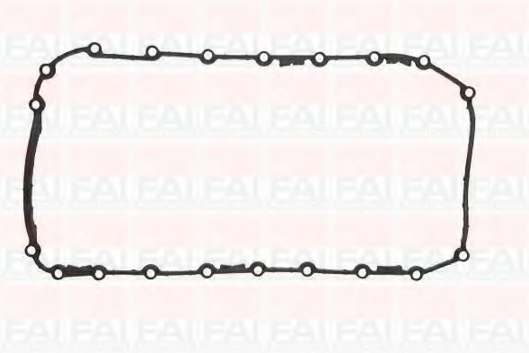 Прокладка поддона Renault Kangoo 1.4/1.5DCi/1.6 16V 97- FAIAUTOPARTS SG880