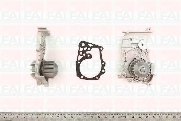 Водяна помпа Renault Kangoo/Megane 1.4 16V/1.6 16V FAIAUTOPARTS WP6286