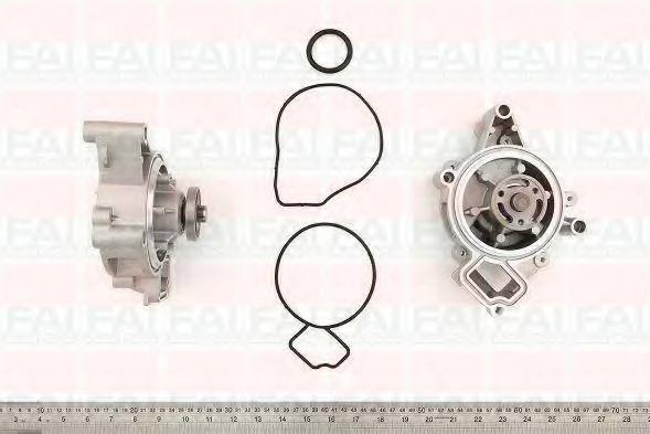 Водяна помпа Opel Vectra C /Astra G 2.0/2.2 01- FAIAUTOPARTS WP6322