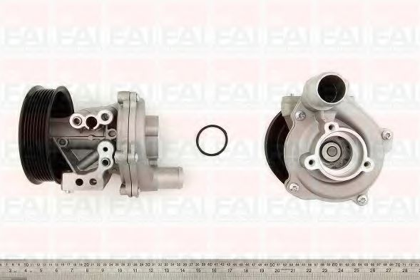 Водяна помпа Ford Transit 2.4 16v TDi 66,92kw 10/2001-  FAIAUTOPARTS WP6349