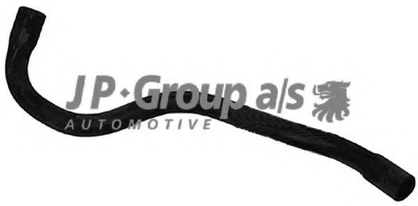 JP GROUP VW Патрубок системы охлаждения GOLF,VENTO 1.4-1.6 91- в интернет магазине www.partlider.com