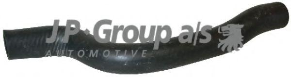 Трубопроводы системы отопления Патрубок системи охолодження JPGROUP арт. 1114304600