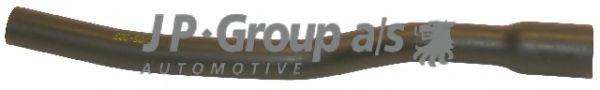 JP GROUP VW Патрубок системы охлаждения PASSAT 1.3-1.8 82-88 в интернет магазине www.partlider.com