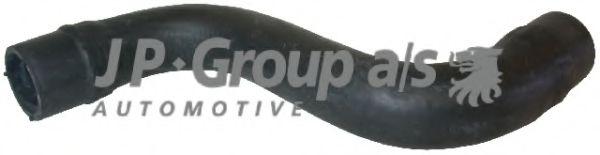 JP GROUP VW Патрубок системы охлаждения GOLF,VENTO 91- в интернет магазине www.partlider.com