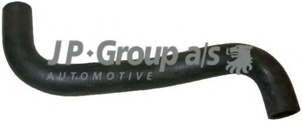 JP GROUP VW Патрубок системы охлаждения (печка)PASSAT,SANTANA в интернет магазине www.partlider.com