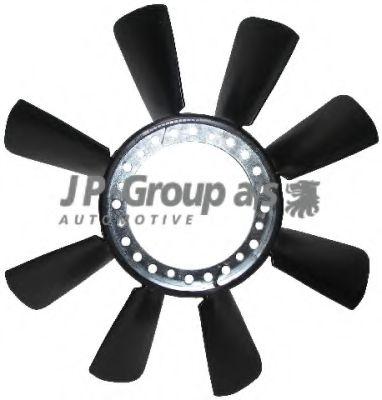 Крыльчатка вентилятора, охлаждение двигателя в интернет магазине www.partlider.com