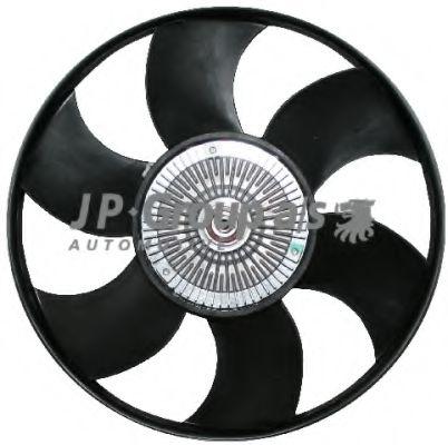 JP GROUP DB Вискомуфта с вентилятором!!! Sprinter 208-416 OM611-612 00- JPGROUP 1114901100