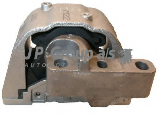 JP GROUP AUDI Подушка двигателя A3,BORA,GOLF IV прав. JPGROUP 1117908780