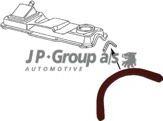 Прокладка клапанной крышки JPGROUP арт. 1119250100