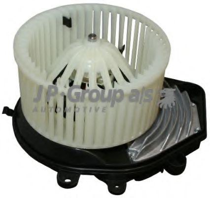 JP GROUP AUDI Электродвигатель вентилятора салона A4,Passat 95- JPGROUP 1126100700